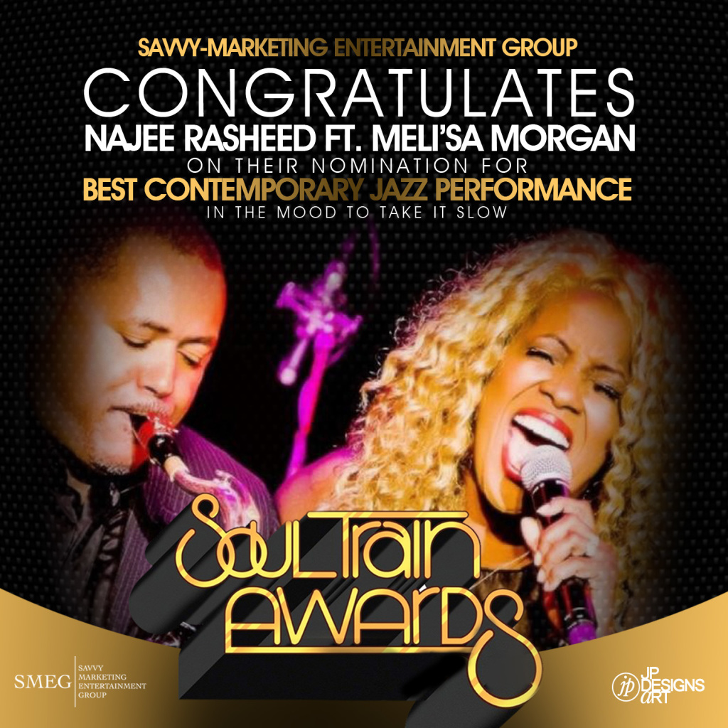 melisa and najee award nom